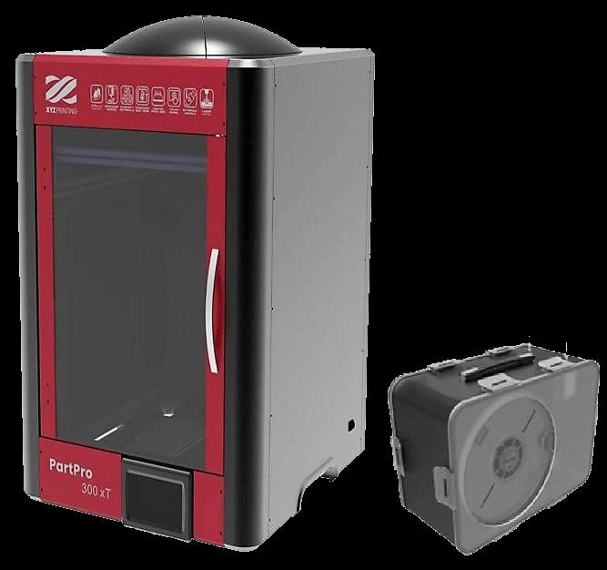 Imprimante-3D-FFF-Laser-XYZprinting-PartPro300- xT